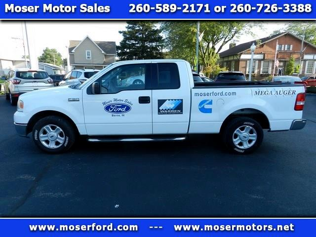 2004 Ford F-150 SuperCab 2WD
