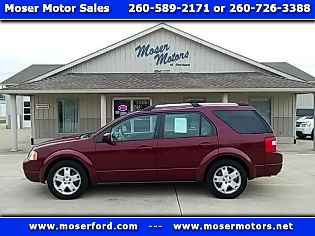 2007 Ford Freestyle Limited FWD