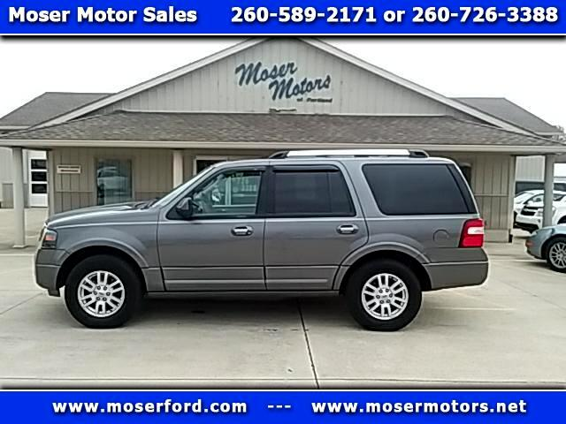 2013 Ford Expedition 5.4L Limited 4WD