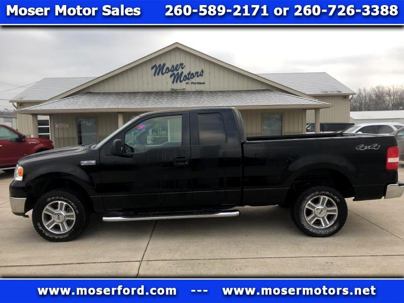 2006 Ford F-150 XLT SuperCab 6.5-ft. Bed Styleside 4x4