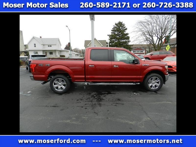 2019 Ford F-150 XLT SuperCrew 6.5-ft Box 4WD
