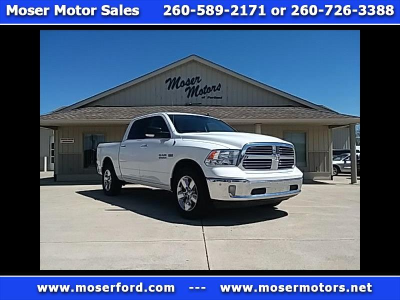 2017 Dodge Ram 1500 SLT Big Horn