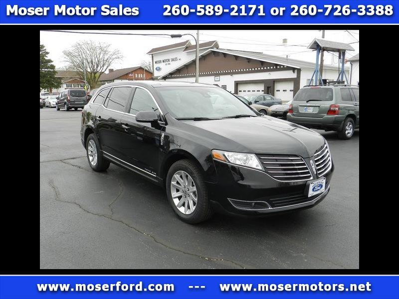 2017 Lincoln MKT 3.7L AWD