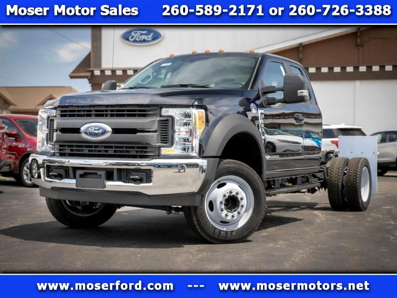 2017 Ford F-450 SD SuperCab DRW 2WD
