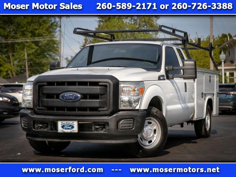 2015 Ford F-350 SD Service Truck / Utility Truck / Mechanics Truck