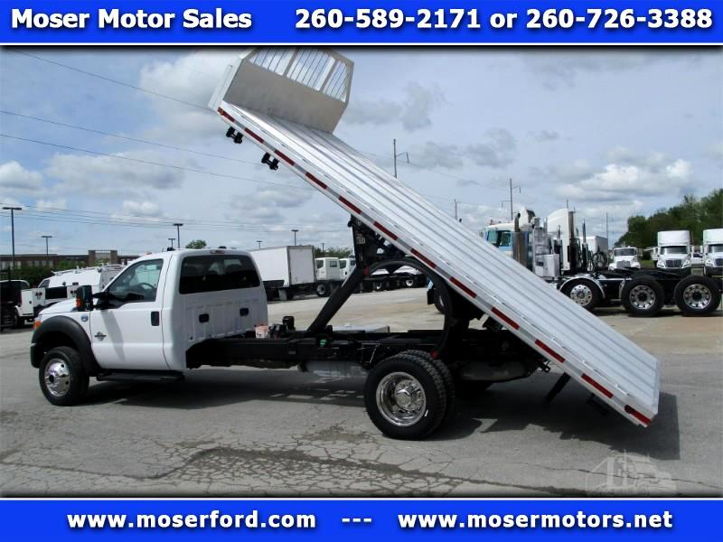 2014 Ford F-450 SD XLT Regular Cab 4WD DRW