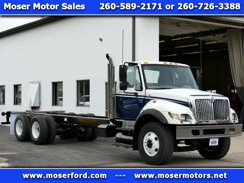 2007 International WorkStar 7500 340 hp