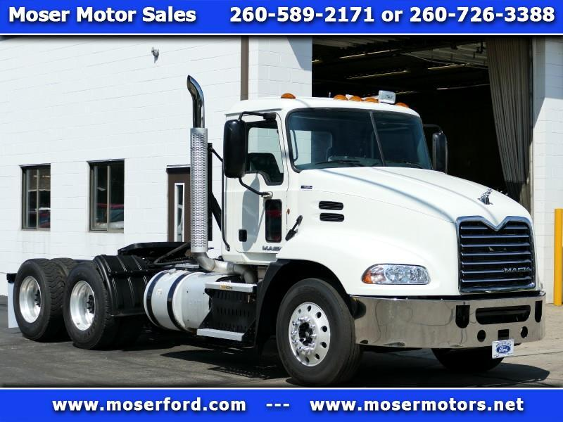 2011 Mack CXU613 Pinnacle CXU613