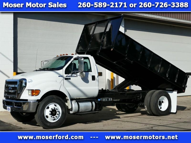 Ford F-750  2011