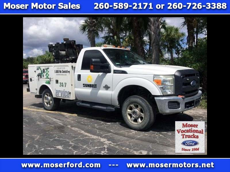 2013 Ford F-250 SD Service Truck
