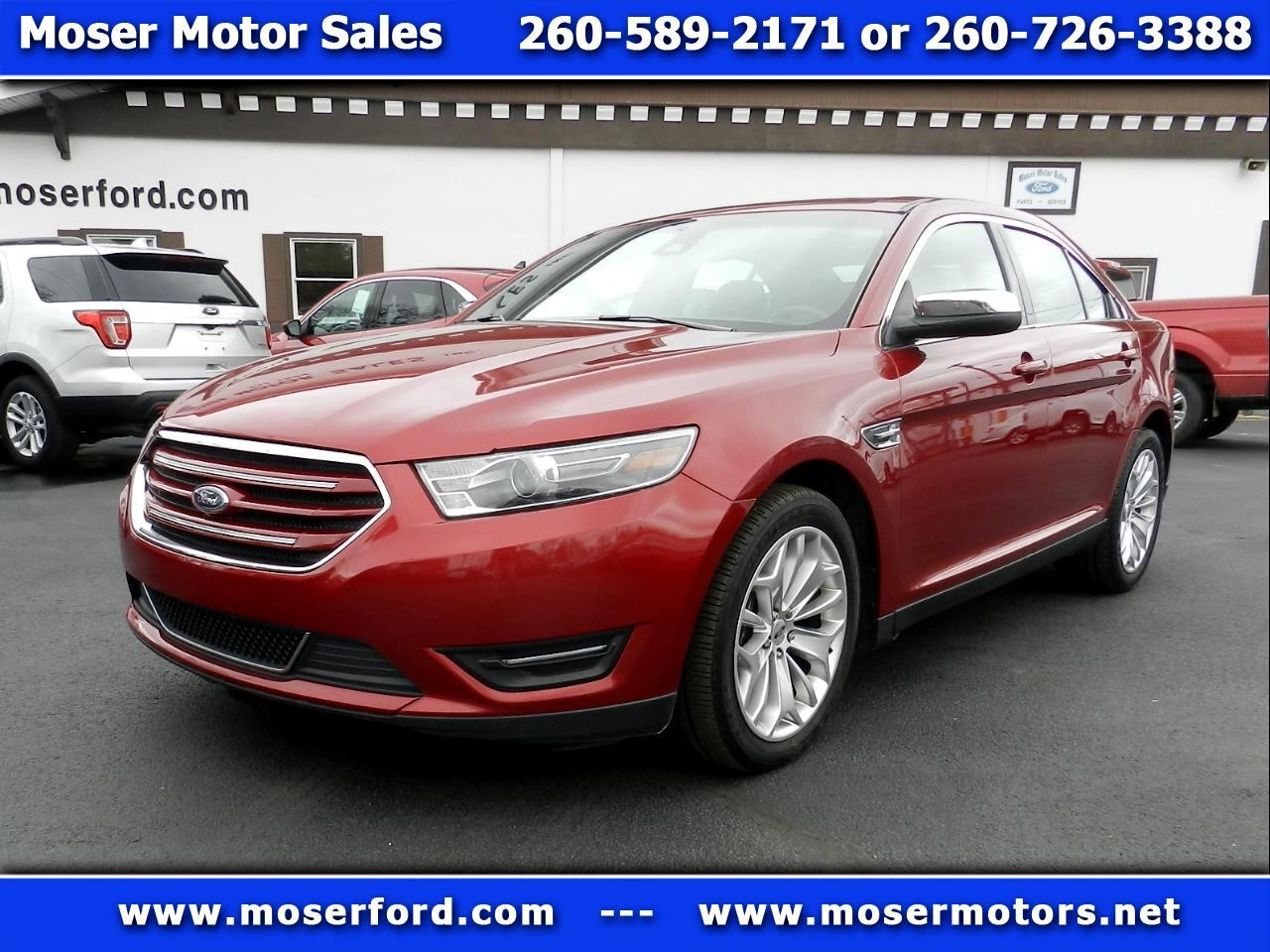 Ford Taurus Limited FWD 2018