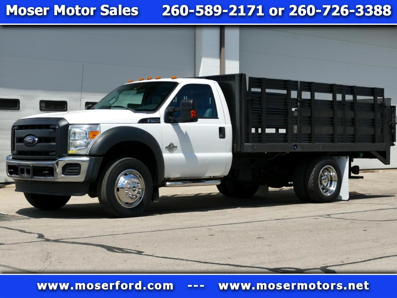 Ford F-450 SD  2012