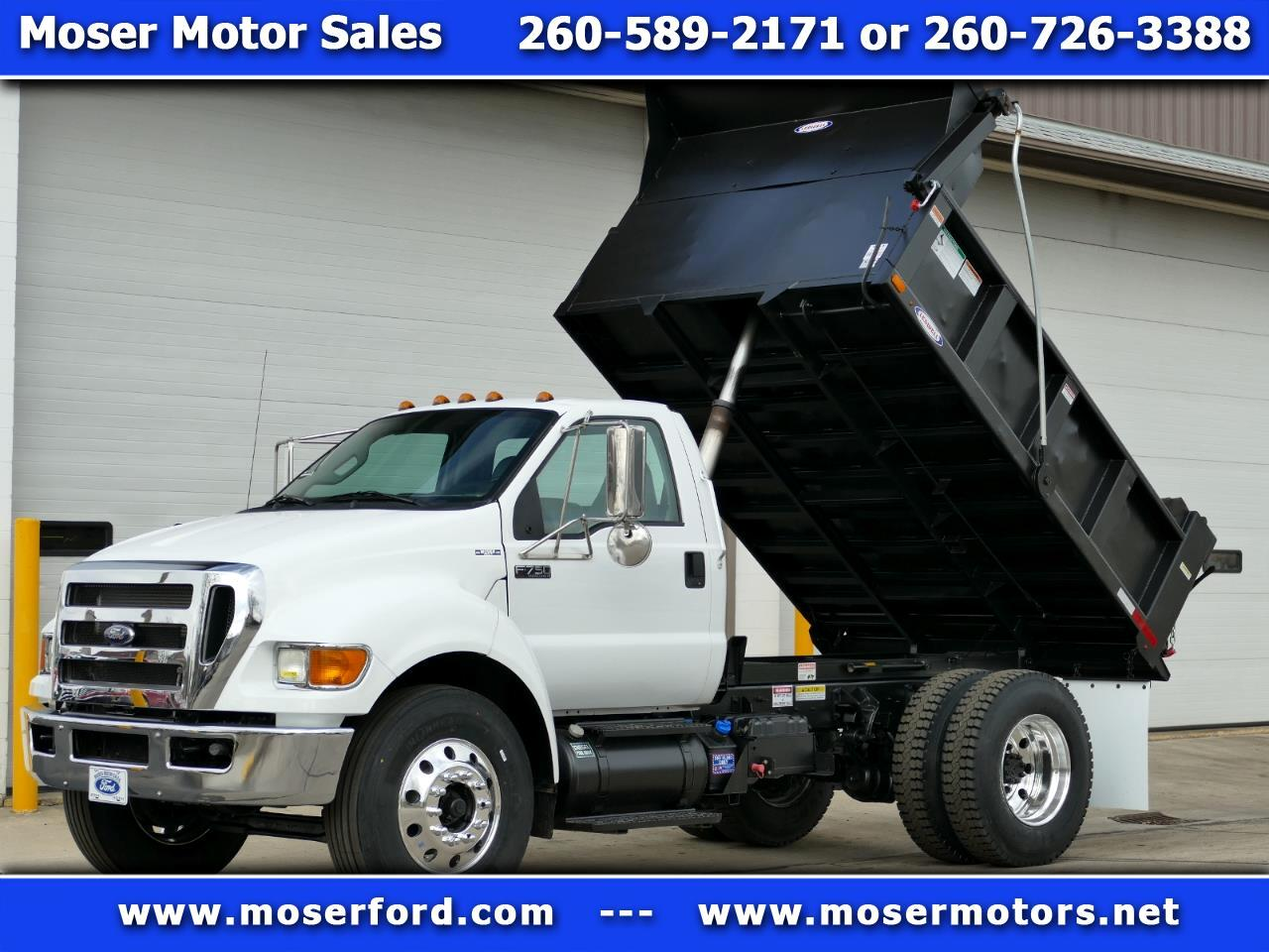 Ford F-750  2013