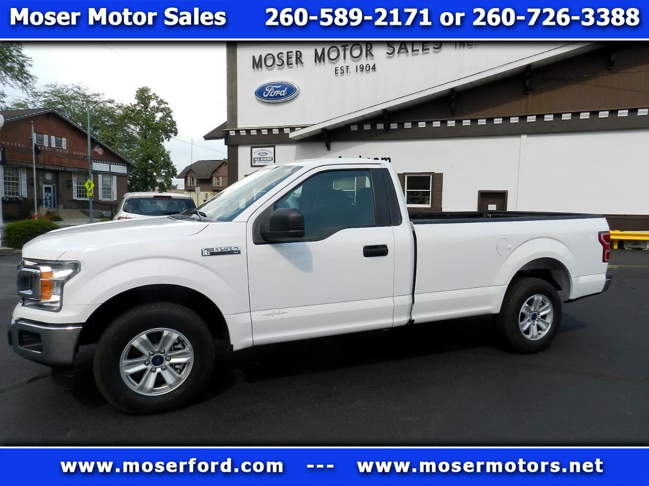 Ford F-150 XL Reg. Cab Long Bed 2WD 2019
