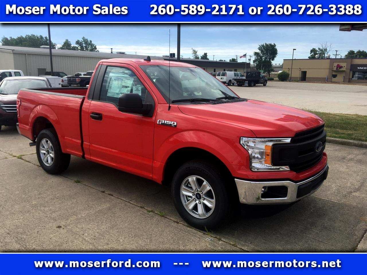 Ford F-150 XL 6.5-ft. Bed 2WD 2020