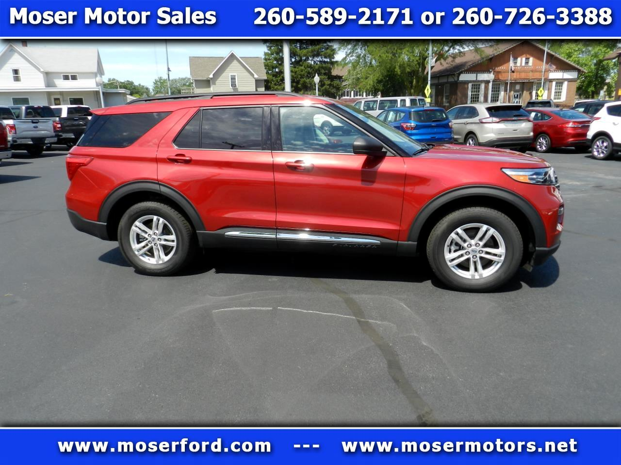 Ford Explorer XLT AWD 2020