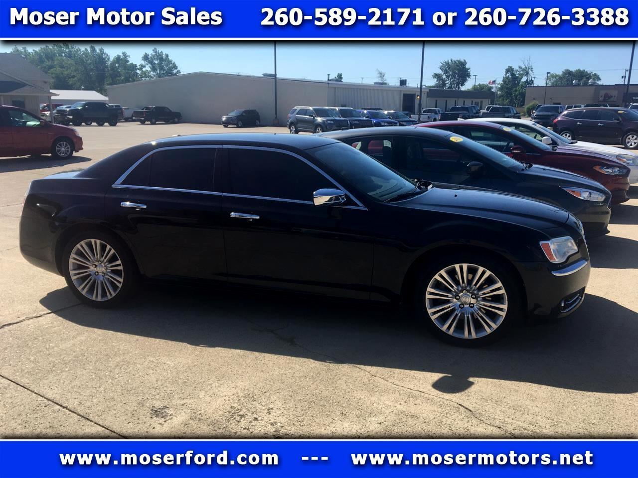 Chrysler 300 300C Platinum RWD 2012