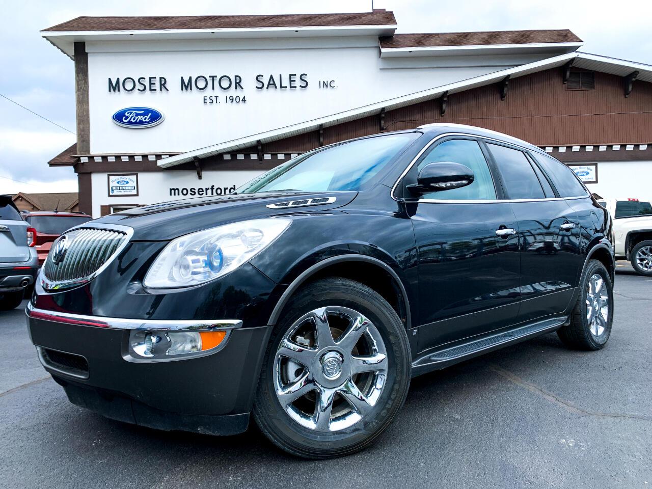 Buick Enclave AWD 4dr CX 2009
