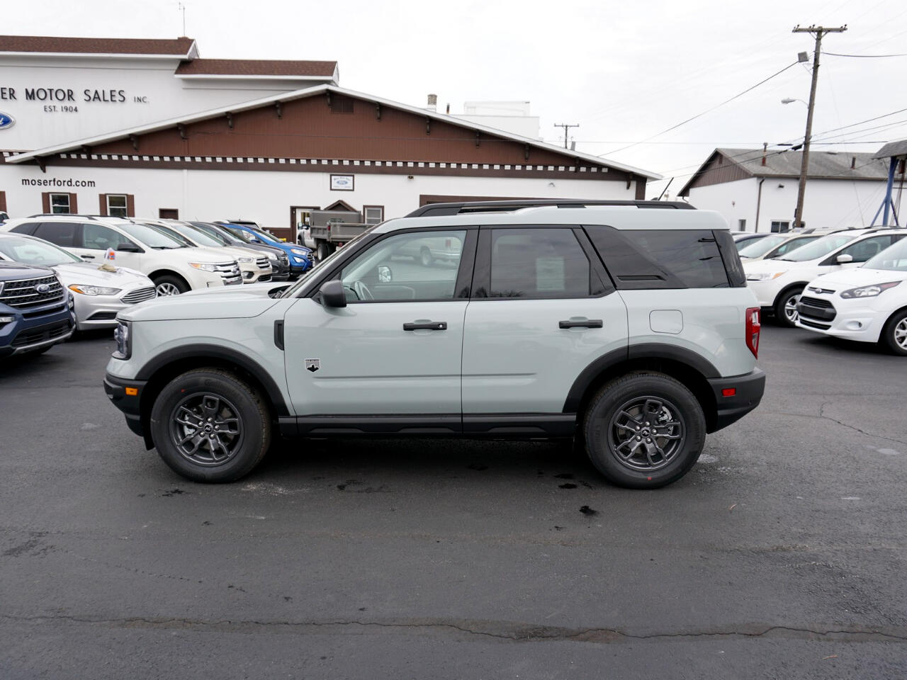 Ford Bronco Sport Big Bend 4x4 2021