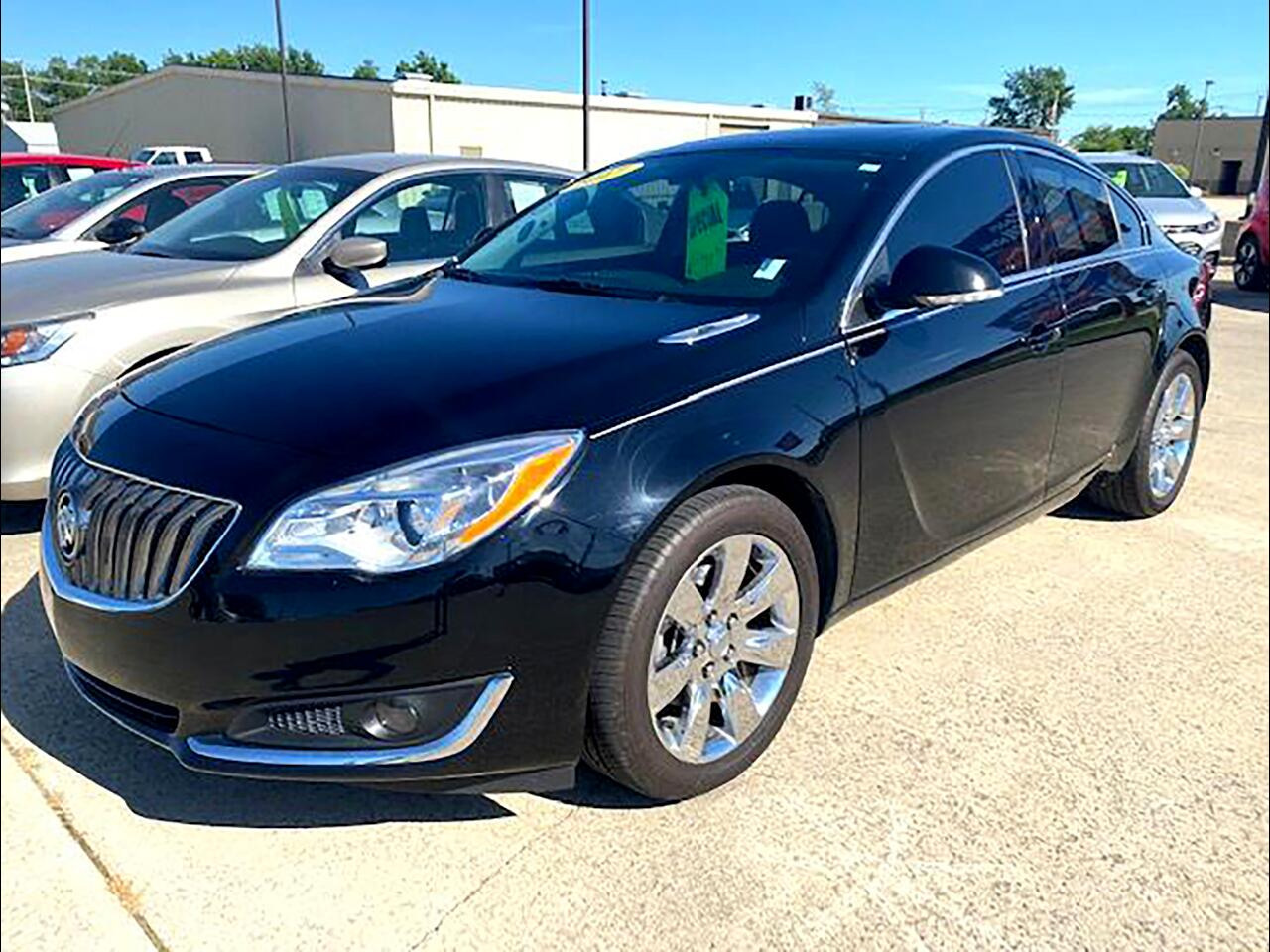 Buick Regal Leather AWD 2017