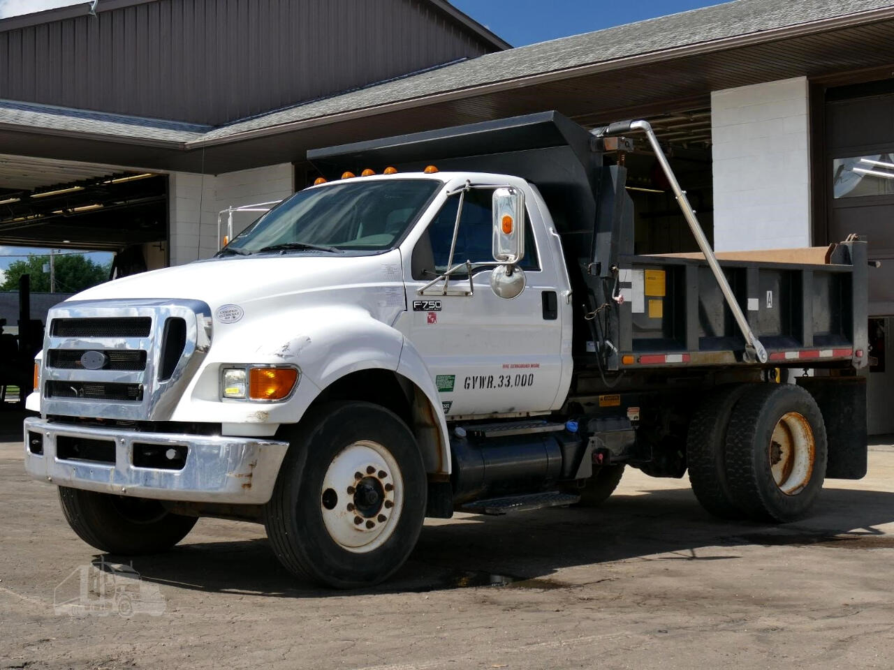 Ford F-750  2012
