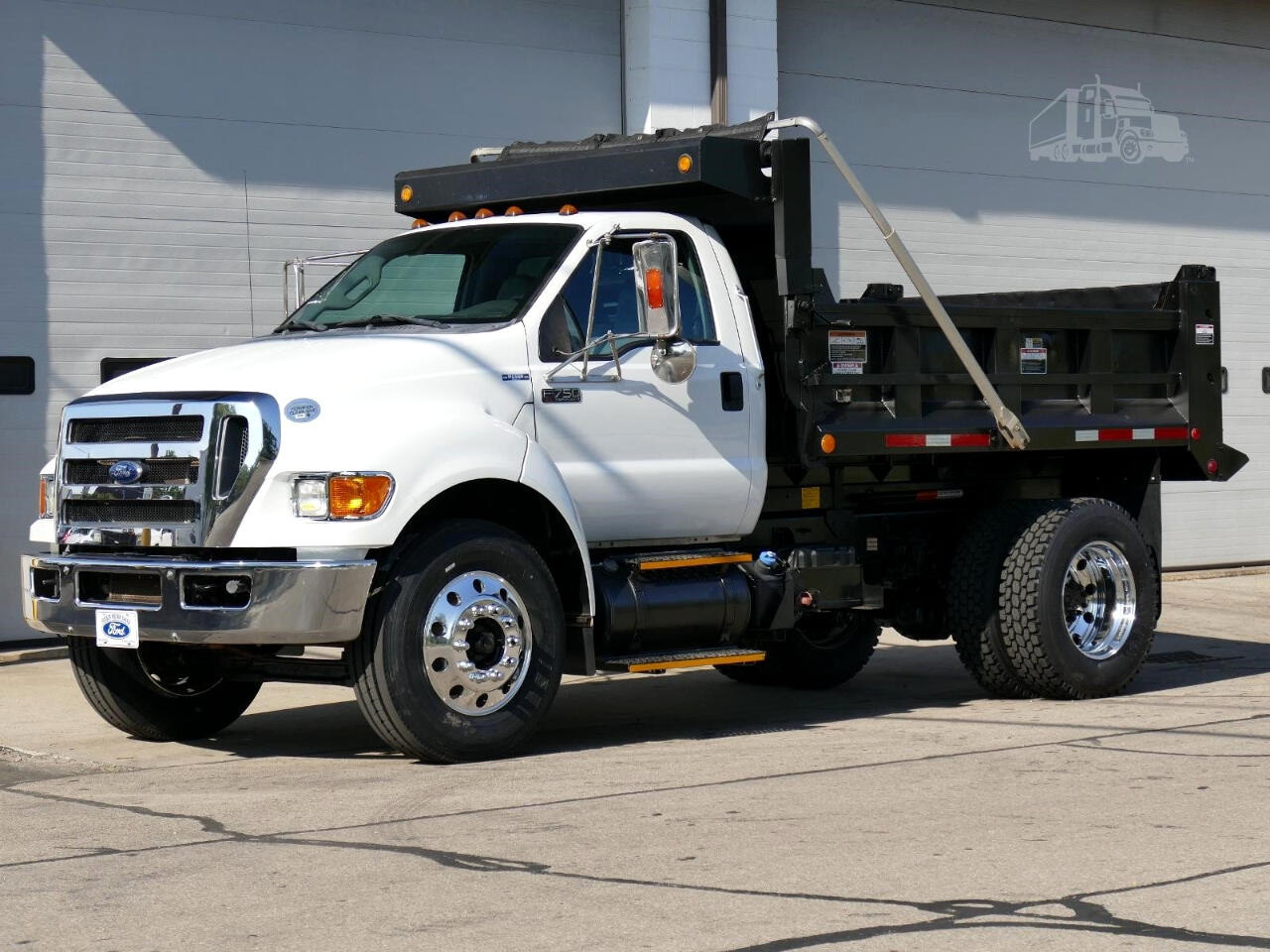 Ford F-750  2015