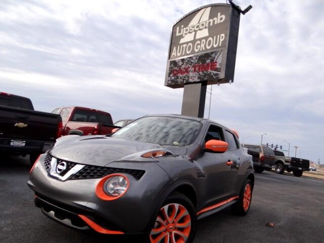 2015 Nissan Juke S FWD