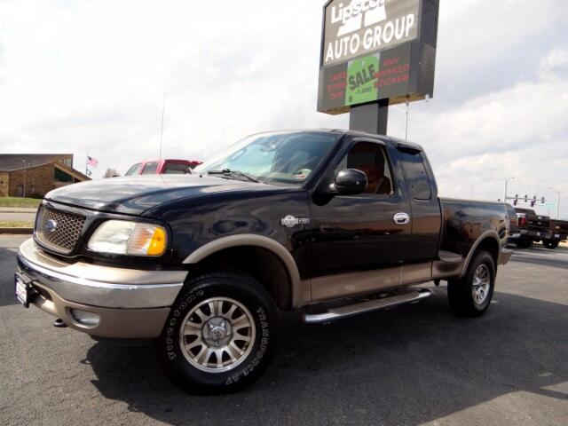 2003 Ford F-150 XL SuperCab Flareside 4WD