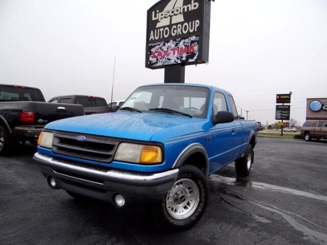 1993 Ford Ranger XL SuperCab 4WD