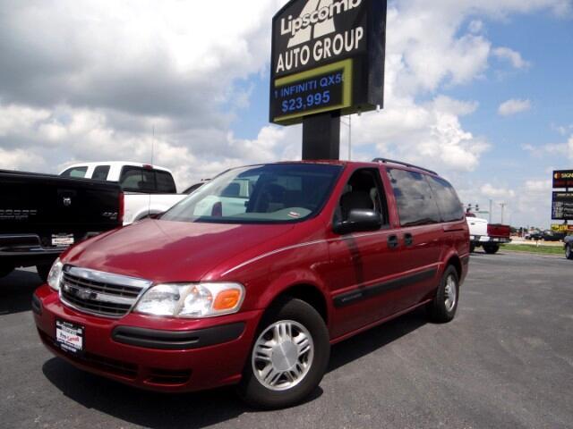 2004 Chevrolet Venture Extended Wheelbase LS