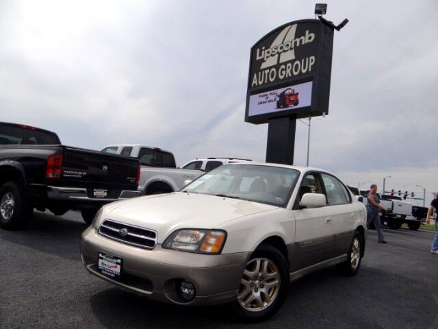 2002 Subaru Outback Limited Sedan
