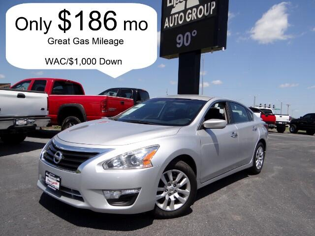 Used 2014 Nissan ALTIMA S/S For Sale In Nixa, MO 65714 Lipscomb Auto Group