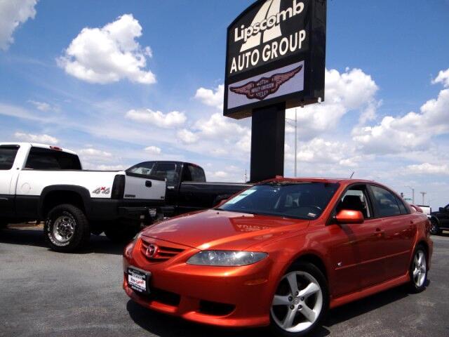 2004 Mazda MAZDA6 s 5-Door