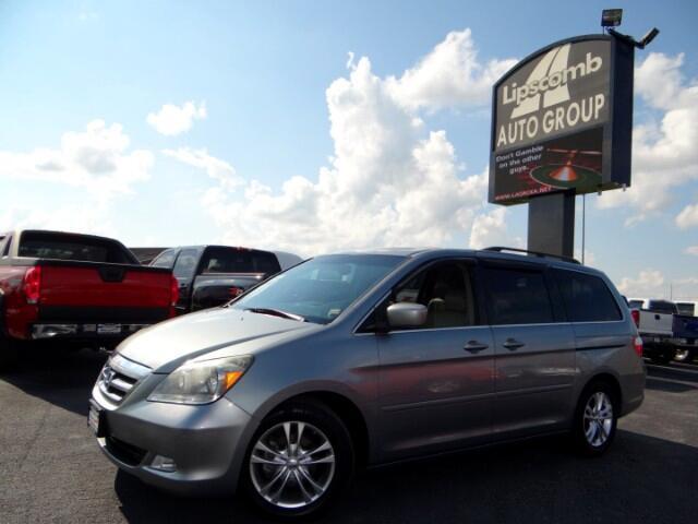 2006 Honda Odyssey Touring w/DVD