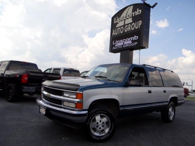 1995 Chevrolet Suburban K1500 4WD
