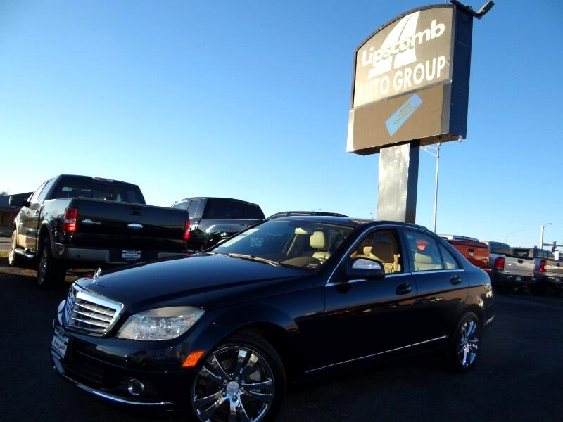 2008 Mercedes-Benz C-Class C300 Sport Sedan