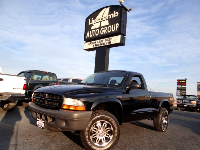 2003 Dodge Dakota SXT 4WD