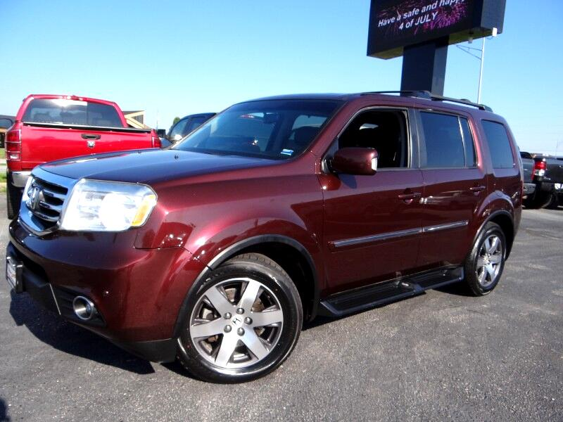 2012 Honda Pilot Touring 4WD with DVD