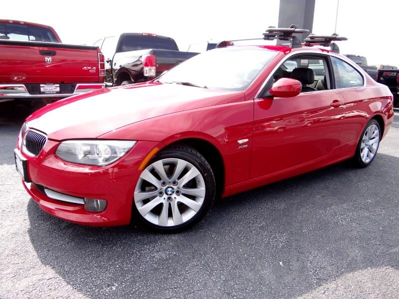 2011 BMW 3-Series 328i xDrive Coupe