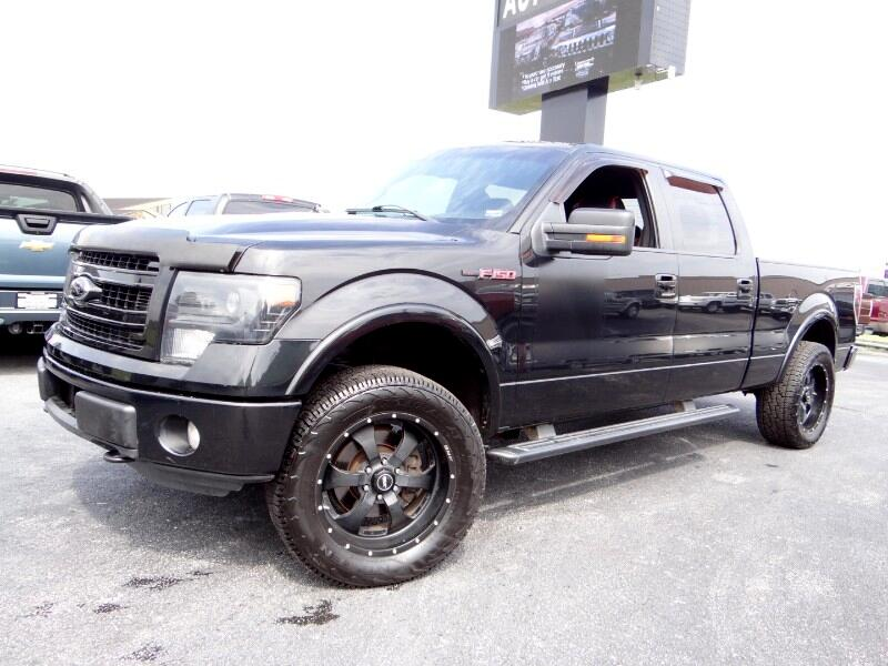 2013 Ford F150 SuperCrew FX4