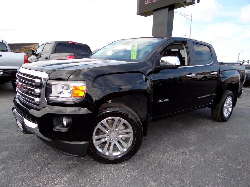 2016 GMC Canyon SLT Crew Cab 4WD Long Box