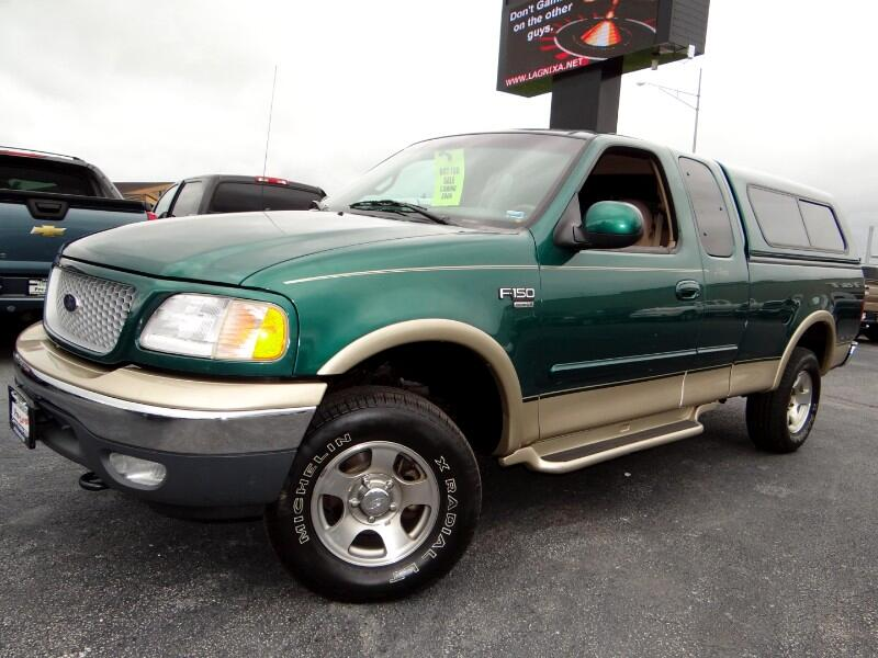 1999 Ford F-150 XL SuperCab Long Bed 4WD