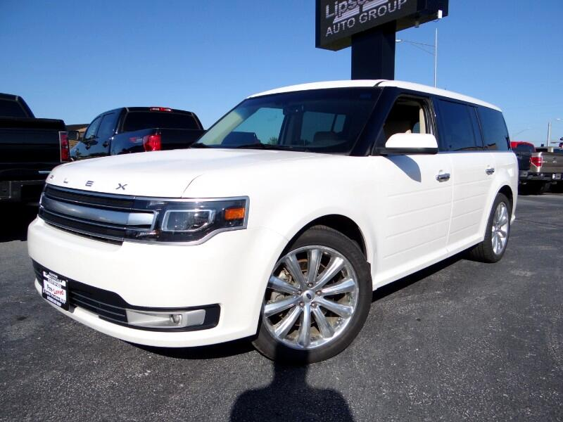 2013 Ford Flex 4dr Limited AWD w/Ecoboost