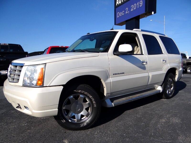 Cadillac Escalade 4WD 4dr Premium Luxury 2005