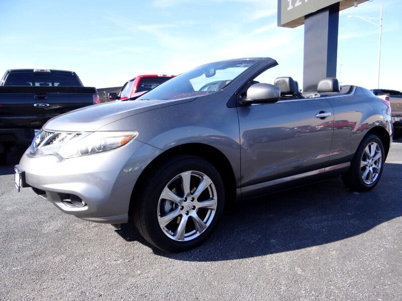 2014 Nissan Murano CrossCabriolet AWD