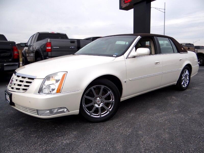 Cadillac DTS Performance 2008