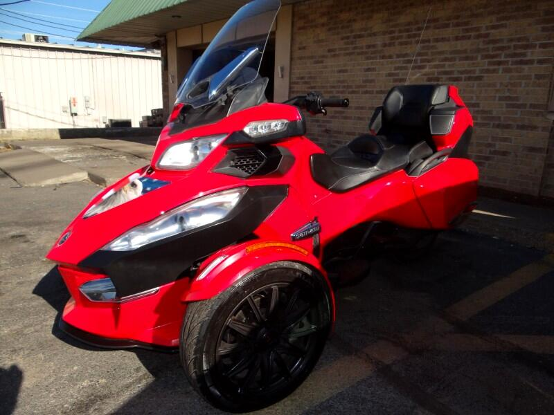 Can-Am Spyder Roadster 2013