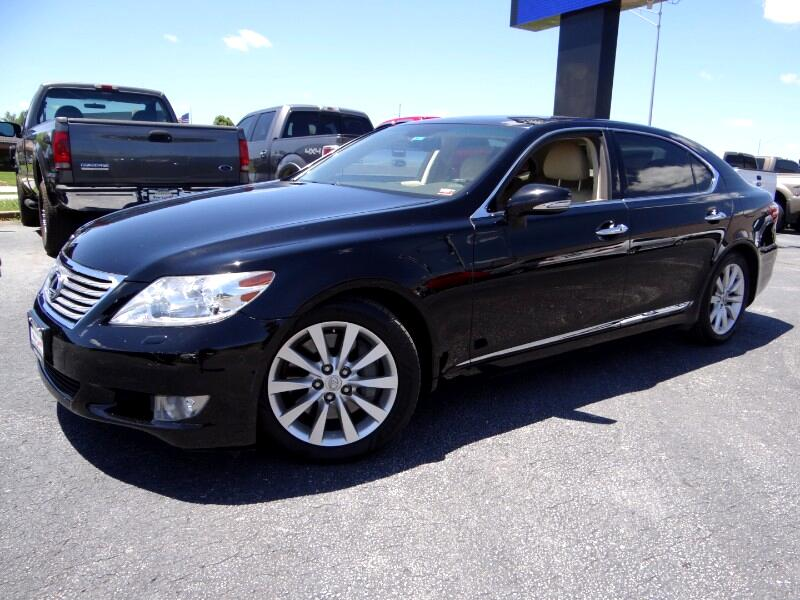 Lexus LS 460 L Luxury Sedan AWD 2012