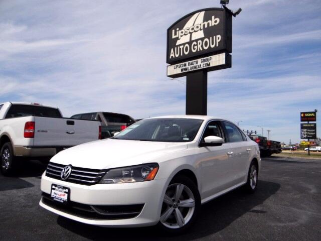 2013 Volkswagen Passat 2.5L SE AT