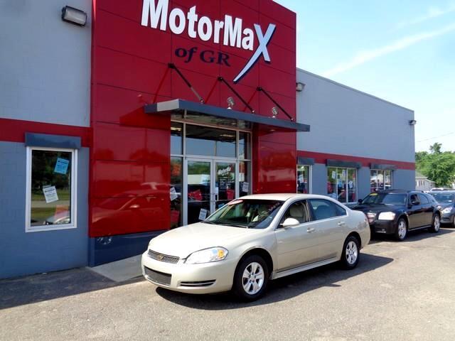 2012 Chevrolet Impala LS (Fleet)